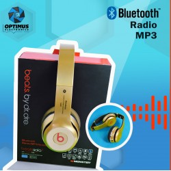 Audifonos MP3 Bluetooth...